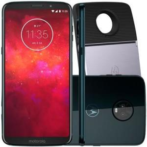 Smartphone Motorola Moto Z3 Play Projetor, 64GB, 12MP, Tela 6´, Indigo - XT1929 por R$ 1900