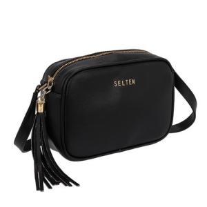 Bolsa Lateral Selten Pequena - Preta | R$89