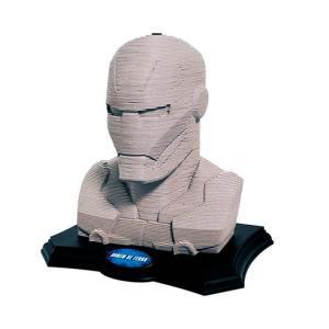 Quebra Cabeça Escultura 3D Iron Man - Grow | R$37