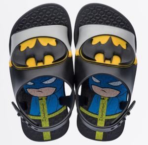 Chinelo Infantil Batman Ipanema 26290 - R$18