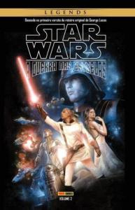 Star Wars - A Guerra Nas Estrelas - Vol. 2 - Edição antiga