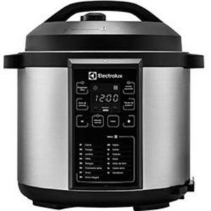 Panela De Pressão Elétrica 6l Electrolux Chef Pcc20 - R$299