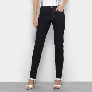 Calça Jeans Skinny Forum Cintura Média Feminina - Jeans (nº 36) - R$ 114