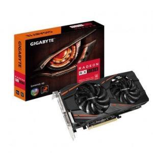 Placa de Vídeo Gigabyte Radeon RX 580 OC 4GB GV-RX580GAMING-4GD   -  R$894