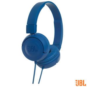 Fone de Ouvido JBL On Ear Headphone Azul - T450 - JBLT450AZL_PRD