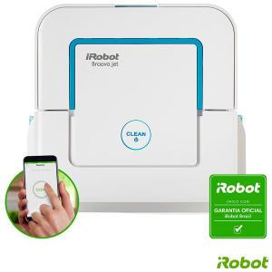 Robô Passa Pano Inteligente iRobot Braava Jet - 240 - 44815_PRD