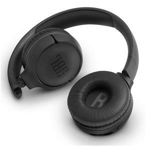 Headphone Bluetooth T500BT JBL - Preto - R$189