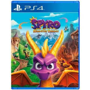 Jogo Spyro Reignited Trilogy - Ps4 - R$70