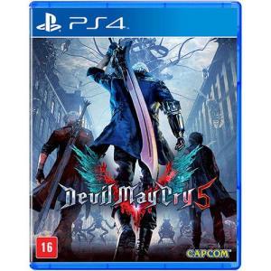 [AME] Devil May Cry 5 (PS4) - R$ 228 (receba R$ 91 de volta)