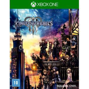 [AME] Kingdom Hearts 3 (Xbox One) - R$ 170 (receba R$ 68 de volta)