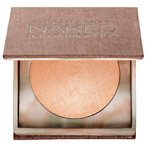 Pó Iluminador Naked Illuminated Shimmering Powder R$99