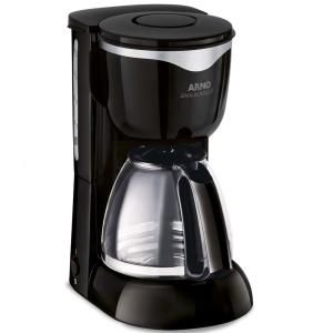 Cafeteira Arno Gran Perfectta CAFG com Capacidade de 30 cafés e Sistema Corta Pingos – Preta - R$99