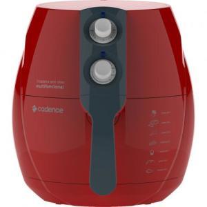 Fritadeira Elétrica Cadence Perfect Fryer Colors Vermelha 2,3L FRT541 por R$ 255