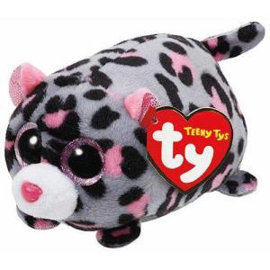 Pelúcia Teeny Tys Miles Leopardo - Dtc R$17