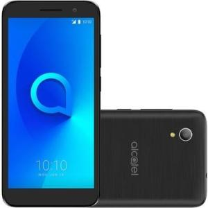 Smartphone Alcatel 1, 8GB, 8MP, Tela 5´, Preto - 5033J