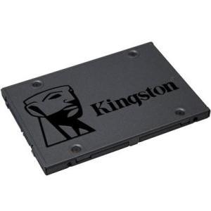 SSD Kingston 2.5´ 960GB A400 SATA III Leituras: 500MBs / Gravações: 450MBs - SA400S37/960G - R$ 700