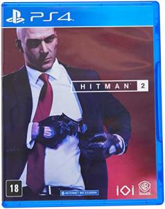Hitman 2 - PlayStation 4 (R$ 109,78 com o cupom)