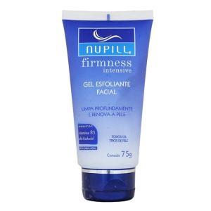 Gel Esfoliante Facial Nupill Firmness - 75g | R$20