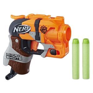 Lançador Nerf - MicroShots - Hammershot - Hasbro | R$20