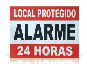 PLACA DE ALUMÍNIO R$1,47 [FRETE GRÁTIS APP AMERICANAS]