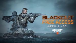 Modo Blackout de Call of Duty: Black Ops 4 está gratuito até 30/04