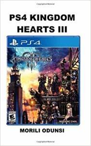 Livro Kingdom Hearts 3 - Morili Odunsi - R$ 108