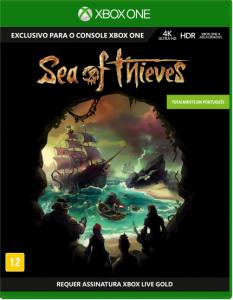 Sea Of Thieves - Jogo de XBOX ONE