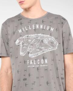 Camiseta Millennium Star Wars tam. M - R$ 15,90