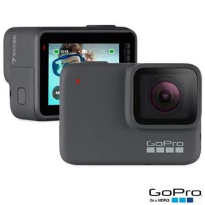 Câmera Digital GoPro Hero 7 Silver com 10 MP, Gravação em 4K - HGHERO7SILV - HGHERO7PTA_PRD