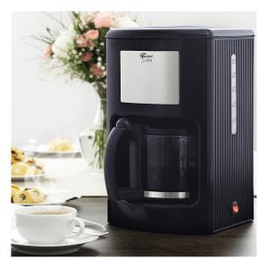 Cafeteira Elétrica Fischer Le Chef para até 25 Xícaras Preta 110V - R$64