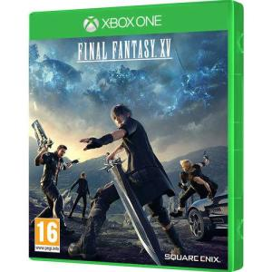 Jogo | Final Fantasy XV - Xbox One - R$85