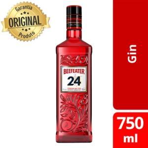 Gin Importado Beefeater 24 - Garrafa 750ml | R$162