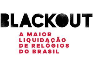 Blackout ECLOCK - liquidação de relógios