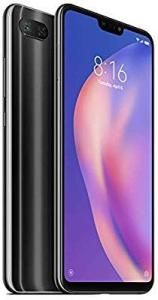 Celular Xiaomi Mi 8 Mi8 Lite 64gb 4gb Ram Tela 6.26 4g Preto (Preto)