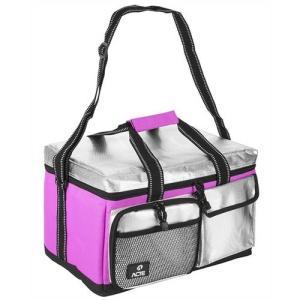 Bolsa Térmica Lunch Box Rosa - Acte Sports By Cau Saad | R$48