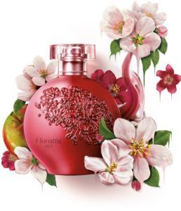 Amostra Grátis Floratta Red - o Boticário