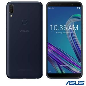 "Zenfone Max Pro (M1) Preto Asus com Tela de 6"", 4G, 64 GB e Câmera de 13+5MP - ZB602KL"