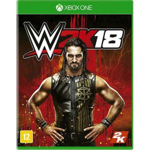 Game - WWE 2K18 - Xbox One | R$70