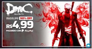 DmC: Devil May Cry (Steam) - R$5