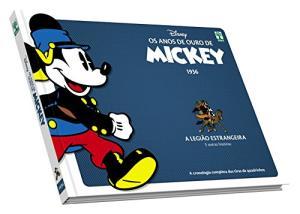 HQ | Os Anos de Ouro de Mickey. A Legião Estrangeira - R$25
