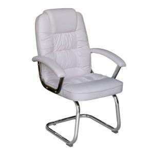 Cadeira de Escritório Interlocutor Finland Branca | R$211
