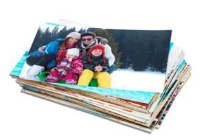 Revelação de 50 fotos 13x18cm R$20
