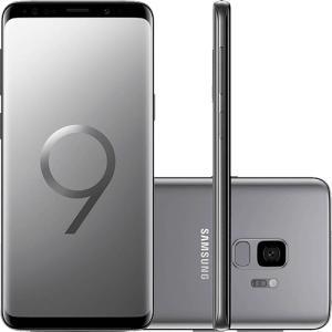 "Smartphone Samsung Galaxy S9 Tela 5.8"" Octa-Core 2.8GHz 128GB - R$ 2402"