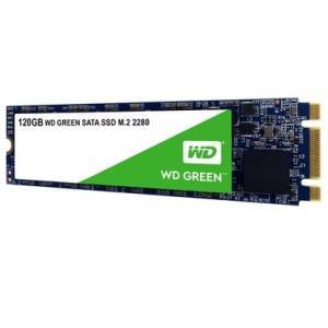 SSD WD Green M.2 2280 120GB Leituras: 545MB/s - WDS120G2G0B - 130R$