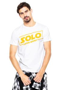 Camiseta FKN Star Wars Branca | R$15