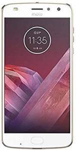 "Smartphone, Motorola, Moto Z2 Play, XT1710, 64 GB, 5.5"", Ouro - R$1299"
