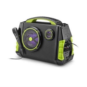 Caixa De Som Amplificadora Party Speaker Bluetooth 120W Rms Fm Multilaser - SP280 - R$280
