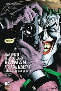 Batman - A Piada MortalVolume 1 - R$18