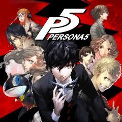 Persona 5 - Playstation Hits - R$80