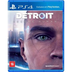 Game Detroit Become Human - PS4 (LER A DESCRIÇÃO)